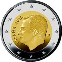 Image of Spain 2 euros coin