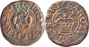 Photo of 1625-49 Rose Farthing