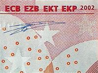 Willem F Duisenberg's signature on euro banknotes