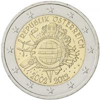austrian commemorative 2 euro coins honouring people and events. Black Bedroom Furniture Sets. Home Design Ideas