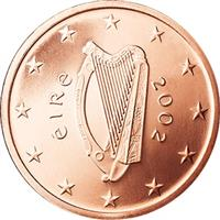 Image of Ireland 2 cents coin