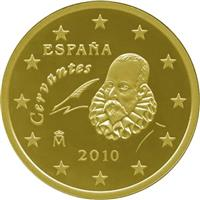 Image of Spain 50 cents coin