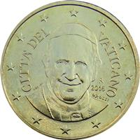 Image of Vatican 10 cents coin