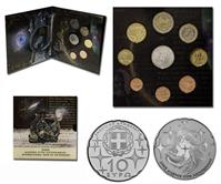 Obverse of Greek International Year of Astronomy KMS Set