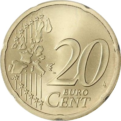 20 Cent StГјck