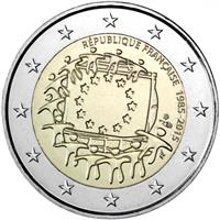 Image of France 2 euros commemorative coin