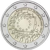 German Commemorative 2 Euro Coins Honouring People And Events