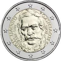 Image of Slovakia 2 euros commemorative coin