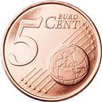 5 cents Common Side