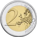 2 euros Common Side - Second Design