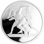 Photo of obverse - silver coin