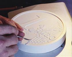 Photo of Plaster Mould
