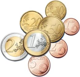 Image of the new common side of the euro coins