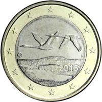 Image of Finland 1 euro coin
