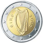 Irish Euro Coins Information Images And Specifications