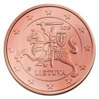 Image of Lithuania 5 cents coin
