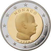 Image of Monaco 2 euros coin