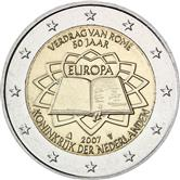 Dutch Commemorative 2 Euro Coins Honouring People And Events