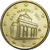 Image of San Marino 10 cents coin