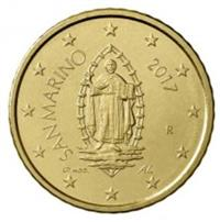 Image of San Marino 50 cents coin