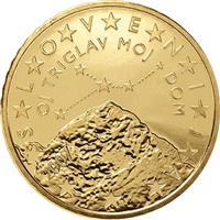 Image of Slovenia 50 cents coin