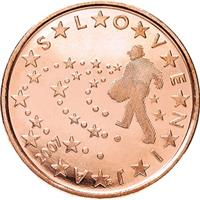 Image of Slovenia 5 cents coin