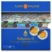 Obverse of Athletics World Championships KMS Set