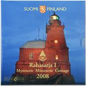 Obverse of Official Blister - Porkkala Lighthouse KMS Set
