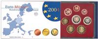 Germany  2004 Proof Set