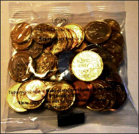 Obverse of Lithuania Starter Kit 2015