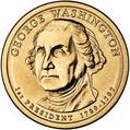 Washington Presidential Dollar