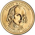 Madison Presidential Dollar