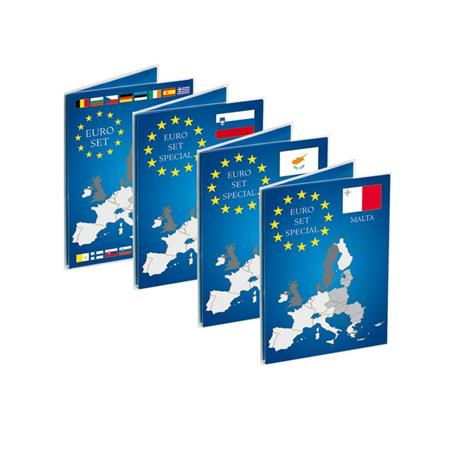 Obverse of  Eurozone Collection Individual Country Sets