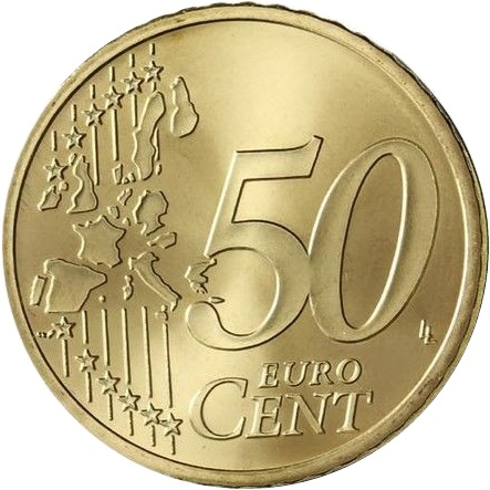 Marks On The Coin That May Come From Manufacturing Process Do Not Keep A Being Unciruclated Obverse Of Finland 50 Cents