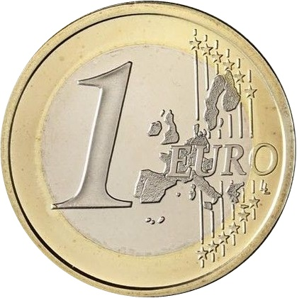 Marks On The Coin That May Come From Manufacturing Process Do Not Keep A Being Unciruclated Obverse Of France 1 Euro
