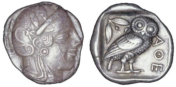History Of The Greek Coins