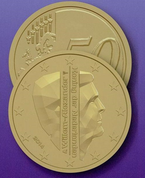 Dutch Euro Coins Information Images And Specifications