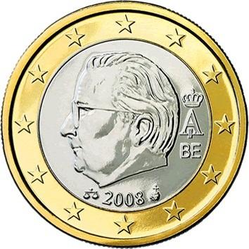 most rare circulation euros from belgium. Black Bedroom Furniture Sets. Home Design Ideas