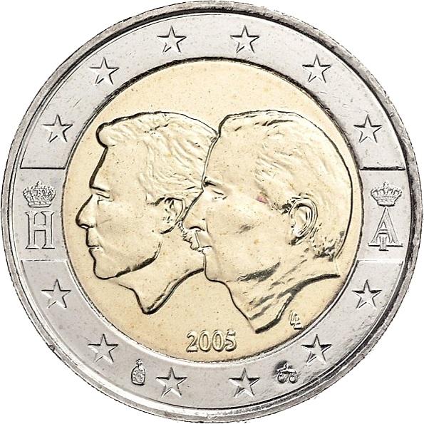 2 euro 2005