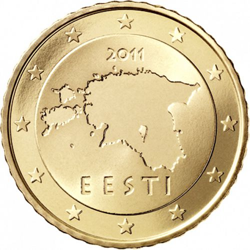Rarest 200 Coins From Estonia