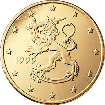 Most Rare Circulation Euros From Finland