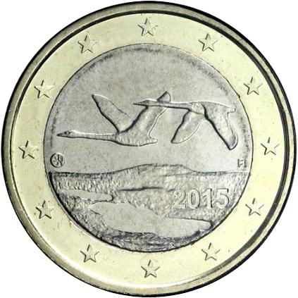Finland 1 euro 2013 eur16989 for Sitzkissen gunstig 1 euro