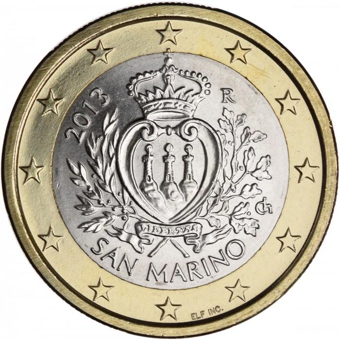 2 euro san marino 2019