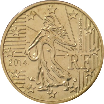 Most Rare Circulation Euros From France
