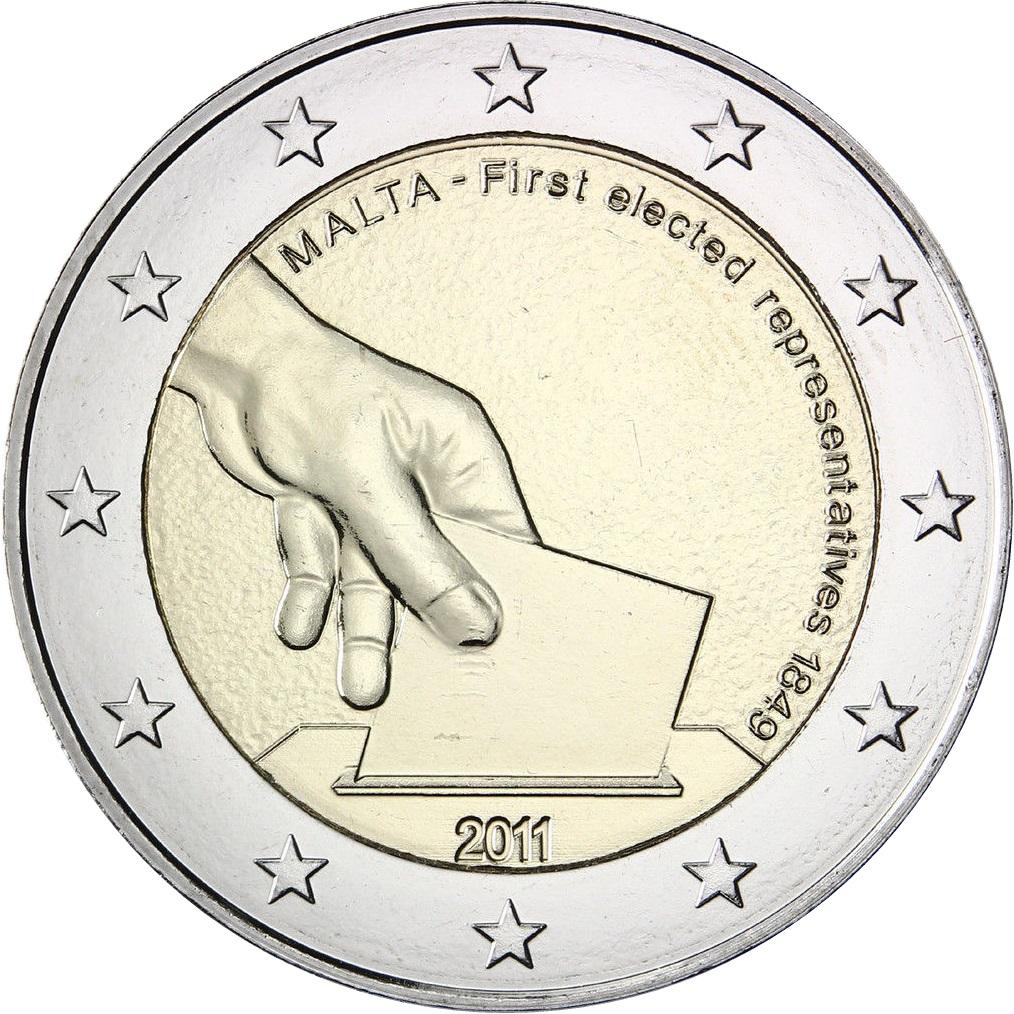 2 Euro Malta