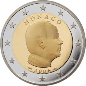 2 Euro MГјnzen Monaco