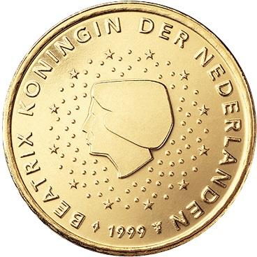 Netherlands 10 Cent 2001 Eur834